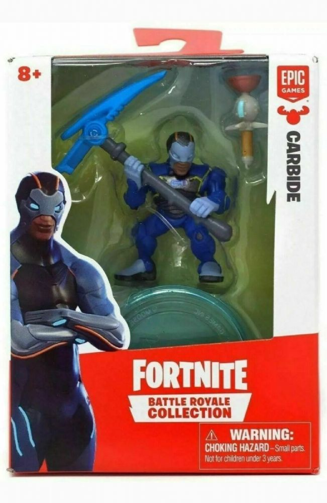 Fortnite Battle Royale Collection - Carbide 2 Inch Figure